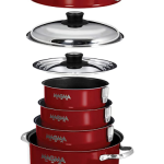 Best Nested Induction Cookware Sets for RVs and Motorhomes