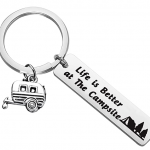 Great Camping & RV Related Keychains for Your Camp Keys