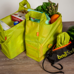 Storing Reusable Shopping Grocery Bags in the RV
