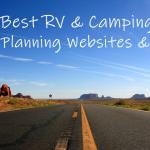Best RV & Camping Trip Planner Apps & Websites